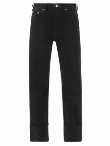 The Row - Tralman Shearling Coat - Womens - Grey