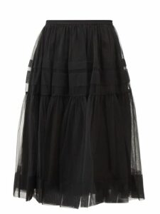Joseph - Sampson Single Breasted Wool Twill Blazer - Womens - Red
