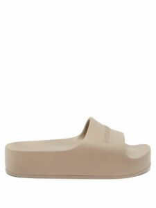 A.a. Spectrum - Down Filled Shell Coat - Womens - Cream