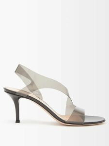 Raey - Slit Front Denim Maxi Pencil Skirt - Womens - Denim