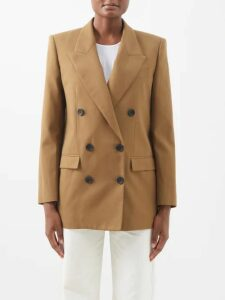 Max Mara - Manuela Coat - Womens - Red