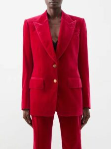 The Row - Essa Pleated Silk Jacquard Skirt - Womens - Mid Green