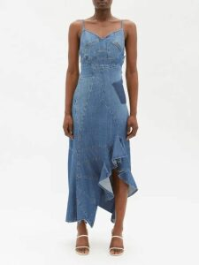 Nili Lotan - Topher Belted Trench Coat - Womens - Grey