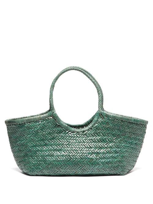 Joseph - Gemina Single Breasted Checked Wool Blazer - Womens - Grey Multi