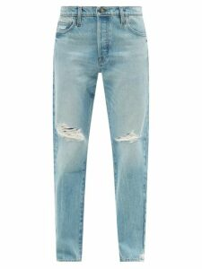 See By Chloé - Floral Paper Bag Midi Skirt - Womens - White Multi