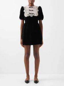 Barrie - Arran Pop Short Sleeved Cashmere Sweater - Womens - Red