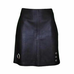 Nissa - Flared Velvet Dress With V Neckline