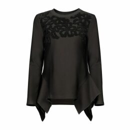 Nissa - Loose Top Asymmetrical Top