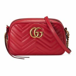 GG Marmont small matelassé shoulder bag