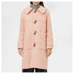 Rejina Pyo Women's Lila Coat - Wool Pink