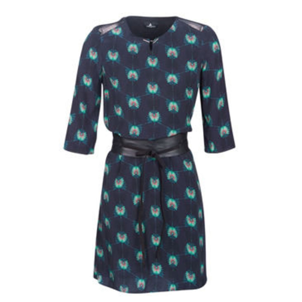 One Step  NADY  women's Dress in Blue