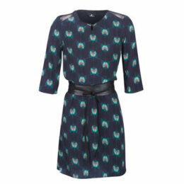 One Step  NADY  women's Dress in Blue