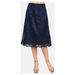 Cuplé  Flared skirt  women's Skirt in Blue