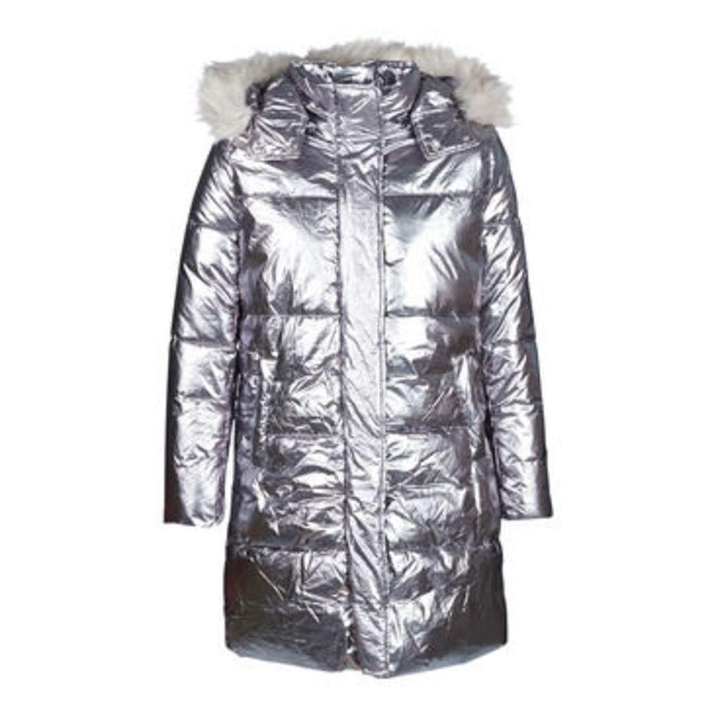 Derhy  GARANTIE  women's Jacket in Silver