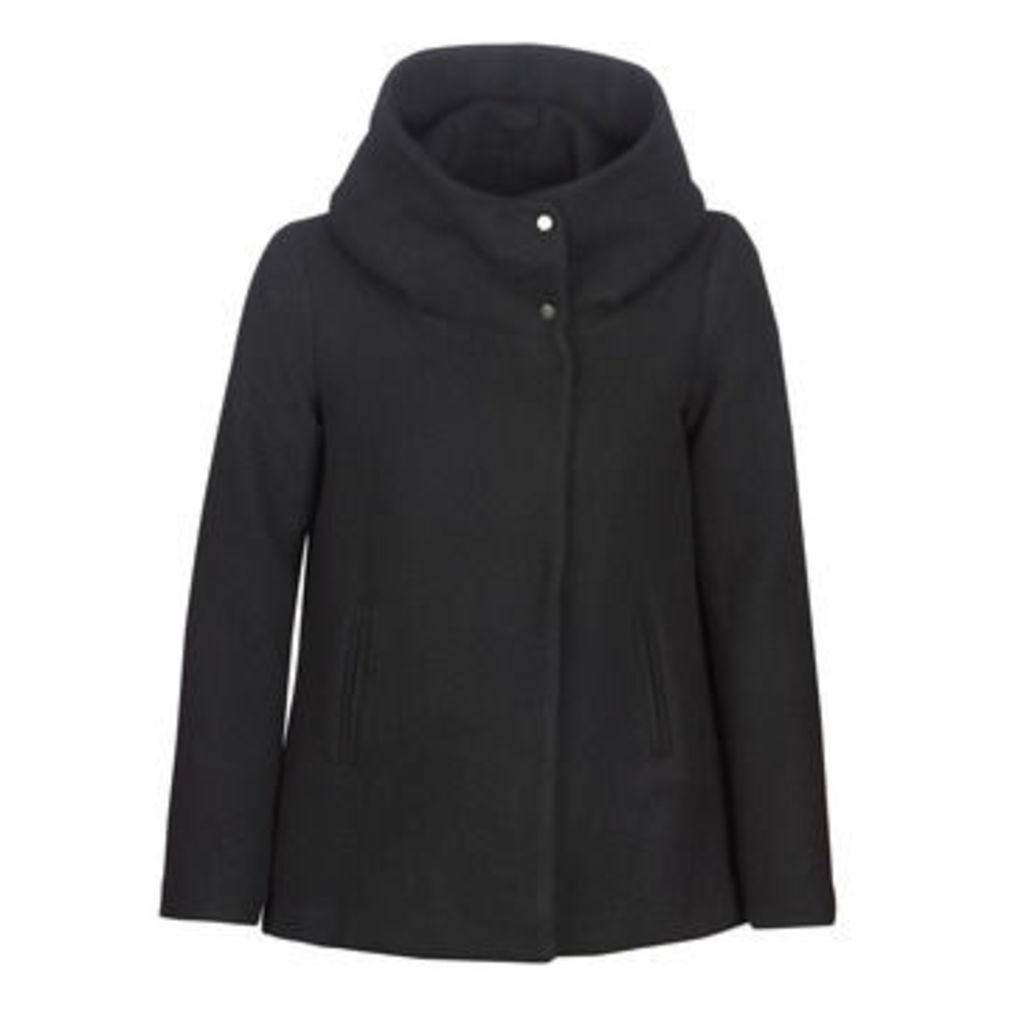 JDY  JDYEVA  women's Coat in Black