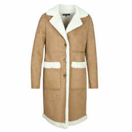 Oakwood  PORTOBELLO  women's Coat in Brown