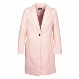 Only  ONLASTRID  women's Coat in Pink