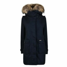 WOOLRICH Scarlett Parka Two In One Jacket