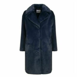 STAND Camille Coocon Faux Fur Coat