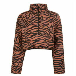 Ashley Williams Tiger Puffa Jacket