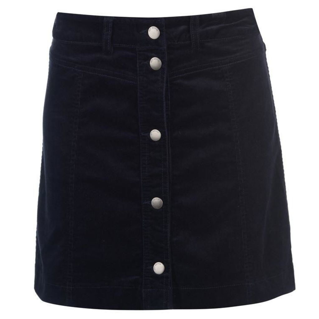 JDY Era Cord Skirt