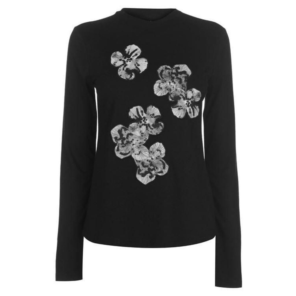Firetrap Blackseal Long Sleeve Top