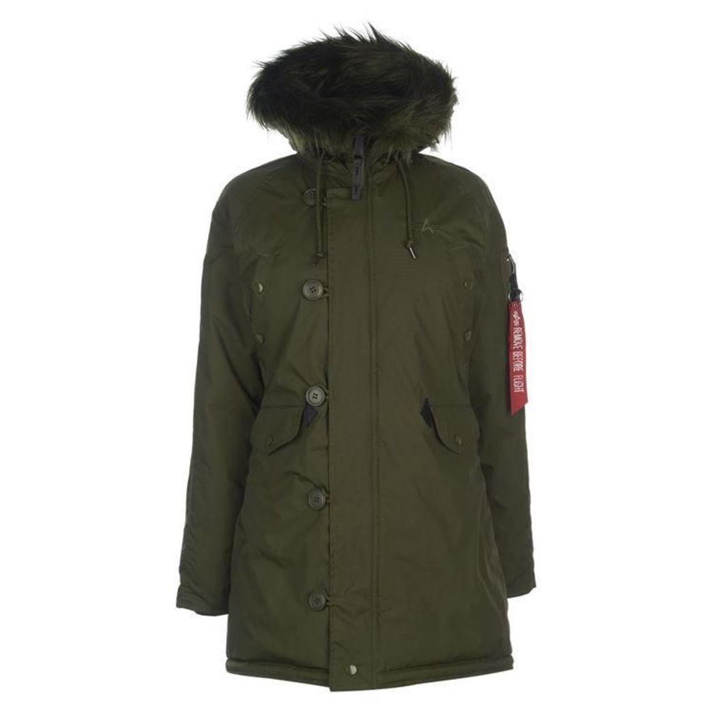 Alpha Industries N3B VF Parka Jacket