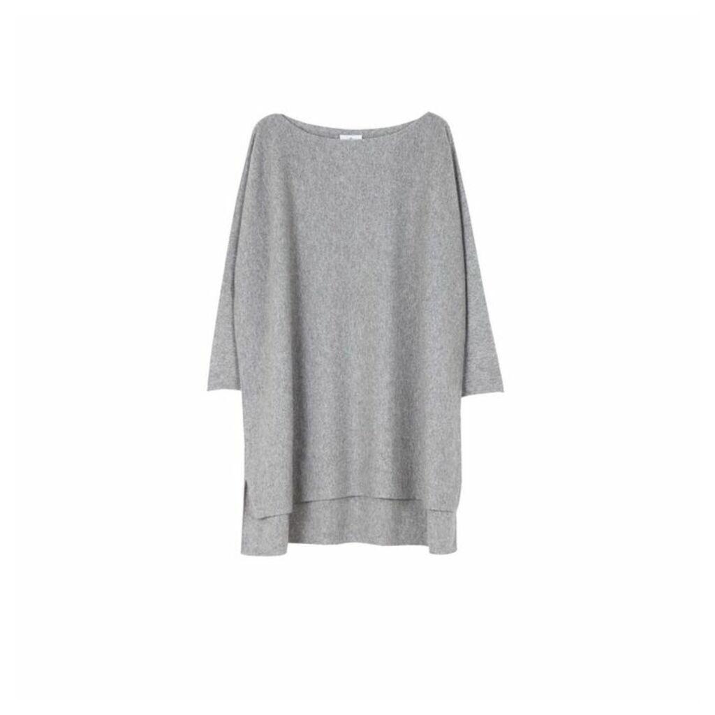 Arela Eelia Cashmere Tunic In Grey
