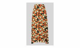 Dandelion Print Skirt