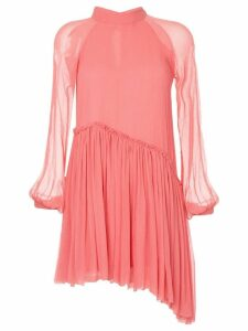 Manning Cartell Feather Weight mini dress - Pink