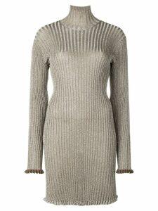 Chloé Lurex dress - Neutrals