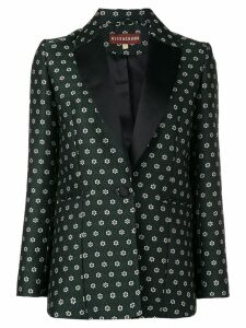 Alexa Chung floral tailored blazer - Green