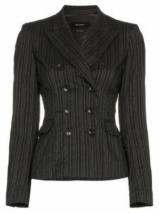Isabel Marant kyla striped blazer - Grey