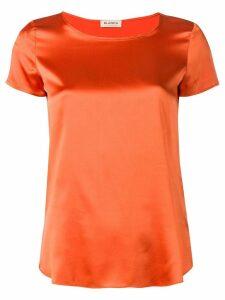 Blanca shirt sleeve top - Orange