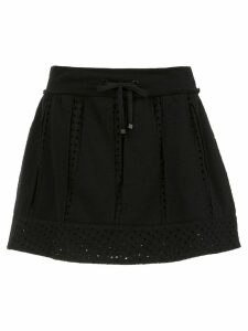 Andrea Bogosian flared skirt - Black