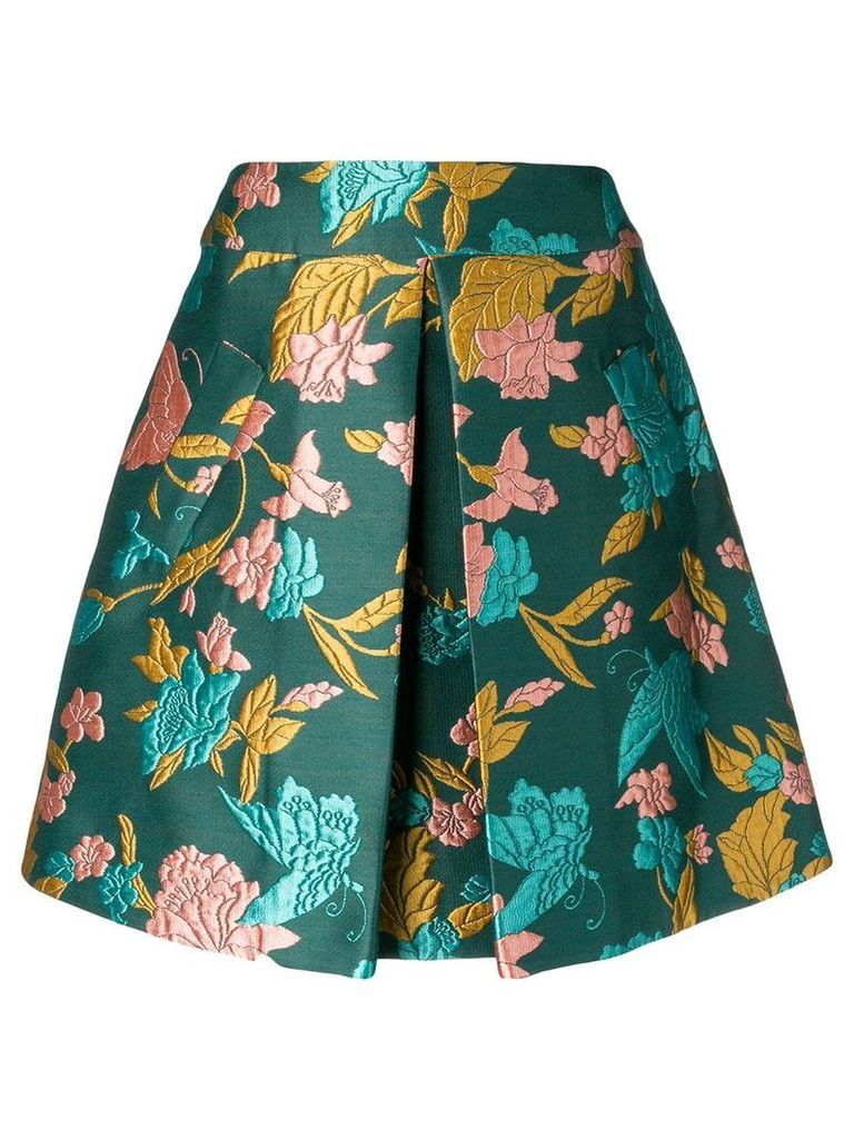 La Doublej Santa Monica skirt - Green