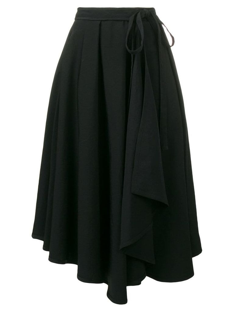 Lemaire full skirt - Black