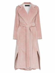 Roland Mouret Marvin cotton trench coat - White