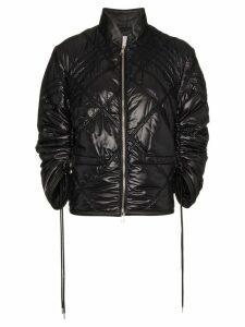 Moncler Sphene Quilted and drawstring Jacket - Black