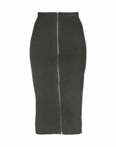 MM6 MAISON MARGIELA SKIRTS 3/4 length skirts Women on YOOX.COM