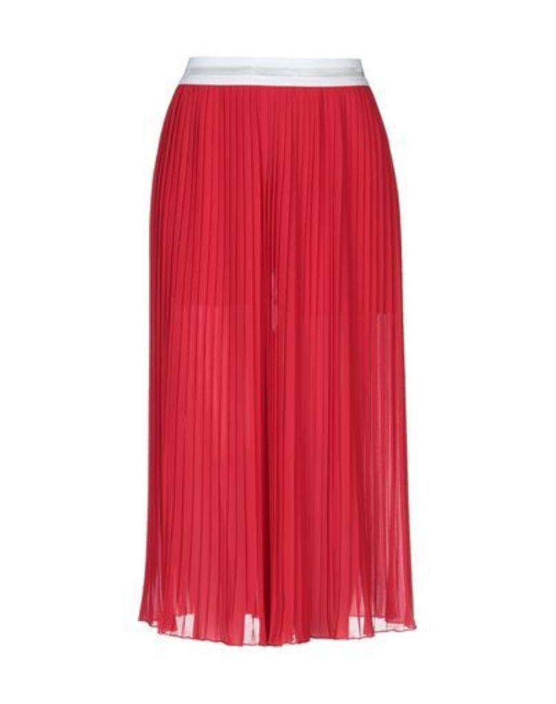 VANESSA SCOTT SKIRTS 3/4 length skirts Women on YOOX.COM