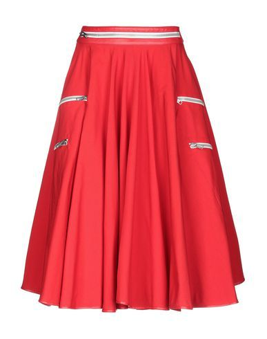 CALVIN KLEIN 205W39NYC SKIRTS 3/4 length skirts Women on YOOX.COM