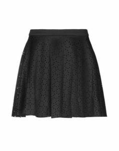 TWIN-SET JEANS SKIRTS Mini skirts Women on YOOX.COM