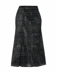 GIORGIO ARMANI SKIRTS 3/4 length skirts Women on YOOX.COM