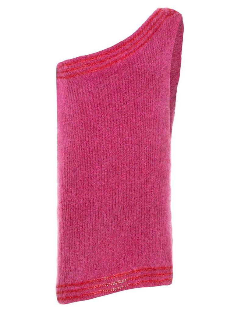 Andreas Kronthaler For Vivienne Westwood Vivienne short dress - Pink