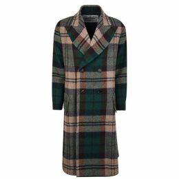 Vivienne Westwood Harris Tweed Princess Coat