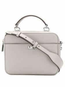 Michael Michael Kors Mott crossbody bag - Grey