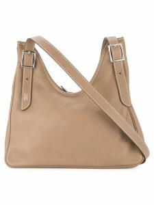 Hermès Pre-Owned 2010 Masai PM Shoulder Bag - Brown