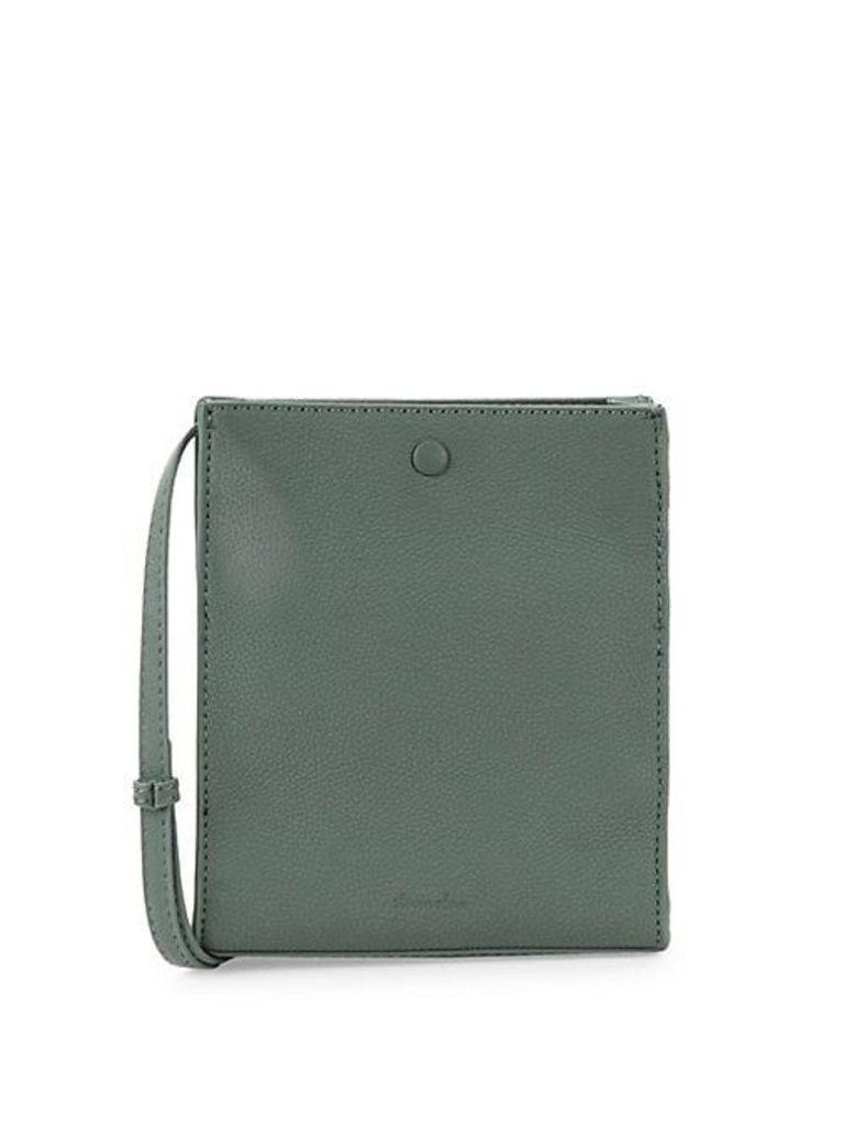 Camden Leather Crossbody Bag