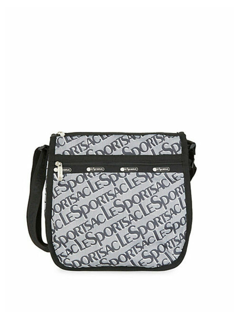 Madison Floral Zip Tote